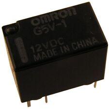 OMRON G5V1-12 Relais 12V DC 1xUM 1A 960R Relay for Signal Circuits 854067