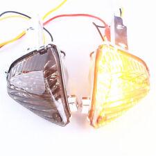 Smoker Rear Turn Signal LED Light Fit For Suzuki GSXR600 GSXR750 GSXR1000 08-10