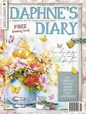 DAPHNE'S DIARY 2019: Number 3 - Free Drawing Book - New