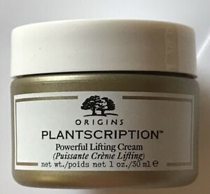 ORIGINS Plantscription POWERFUL Lifting Cream 1oz/ 30ml New Fresh