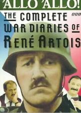 'Allo 'Allo!: The Complete War Diaries of Rene Artois,John Haselden,Rene Fairfa