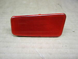 CADILLAC SEVILLE 1994-1995 DOOR PANEL REFLECTOR FRONT or REAR LH OE # 16669159