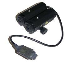 Designateur laser à deux canaux IR/R avec la fixation Picatinny