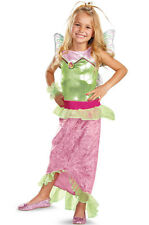 FLORA SIRENA WINX CLUB Rosa Fata Pixie Costume Up Halloween Costume da bambino