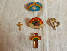 Jesus Lapel pins & Hat Pins or Tie Tacs #2