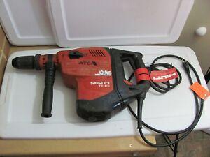 Hilti TE 80-ATC/AVR Rotary Chipping Demolition Hammer Drill 80 76 60 56 50