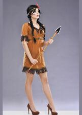 Ladies Native Indian Maiden Costume