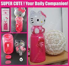 NEW Cute Hello Kitty Pink Mini Desktop Water Beverage Dispenser 2.5L 8 Glasses