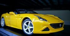Licensed Ferrari California conv Diecast Model Car Full Detail 1:18 1/18 Scale