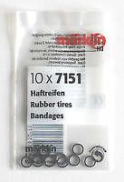 Märklin H0 7151 Haftreifen 10 Stück in OVP Neu