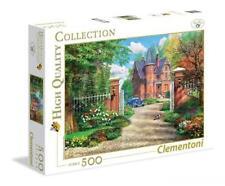 Clementoni Animals 500 - 749 Pieces Jigsaw Puzzles