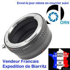BAGUE DE MARQUE DÖRN D ADAPTATION  OBJECTIFS NIKON -> FUJI X-PRO X-E  X-T X-M