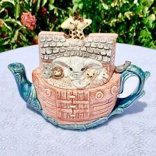 Noah's Ark Teapot