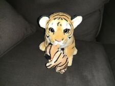 American Furniture Warehouse Tiger With Baby Plush
