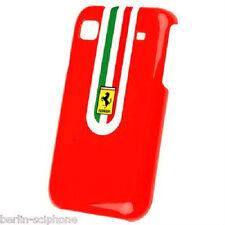 Ferrari Italy Horse Hard Case funda bolsa samsung galaxy s GT i9000 i9001 i9003
