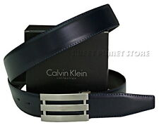 "Cintura-belt uomo ""CALVIN KLEIN"" A291CK - blu navy"