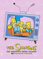 The Simpsons: Complete Season 3 [DVD] Region 2 -IMPORT-