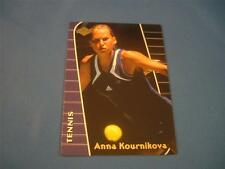 Anna Kournikova rookie RC Collector's Edge 2000 AK1