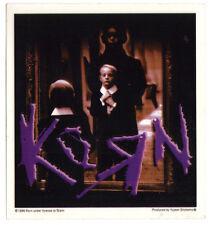 Korn Rock Metal Music Sticker skate snow surf board bmx guitar van ipad car sk8