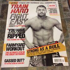 11/11 TRAIN HARD FIGHT EASY MAGAZINE - MATT HUGHES UFC -MMA - US Edition