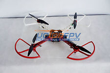 4x DJI F450 Snap on/off Prop Guard Tool-Free Quick Mount Propeller Protector