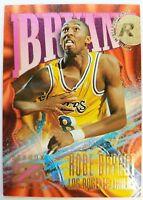 1996 96-97 Skybox Z-Force Kobe Bryant Rookie RC #142, LA Lakers, Black Mamba !$