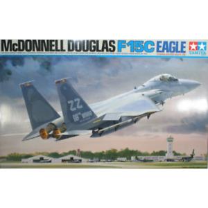 Tamiya 60304 1/32 McDonnell Douglas F-15C Eagle Plastic Model Kit Brand New