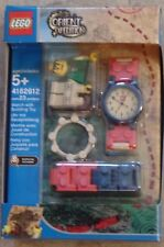Lego 4182612 Orient Expedition Watch Set (23 pcs) NEW MISP 2003 SEALED - RARE