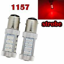 Strobe Rear Signal 1157 2057 2357 2397 3496 7528 BAY15D P21/5W 92 LED Red M1 MAR