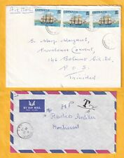 More details for u4135 grenada 12 different stamped covers mainly usa; 1953 - 1997