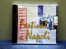 FESTIVAL DI NAPOLI-CD- 1998-SIGILLATO