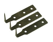 Sealey Wk02003 Pare-brise Outil extraction Lame 38mm Paquet de 3