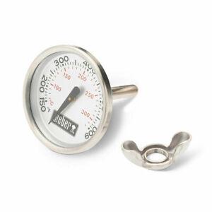 Weber Q Deckelthermometer für Q120 Q220 Q300 Q320