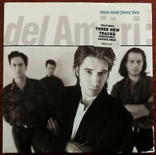 More details for del amitri move away jimmy blue cd single – amcd 555 – ex