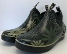 BOGS Floral Women's Mattie Daisy Rain Gardening Outdoor Boots Size US 6/ EU 37