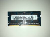 SK Hynix 4GB 2Rx8 PC3L-12800S-11-12-B4 Low Voltage Ram Memory HMT451S6AFR8A