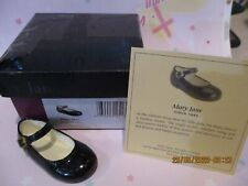 """Just The Right Shoe """"Mary Jane"""" #25131 Kids Shoe By Raine Mnib With Coa"""