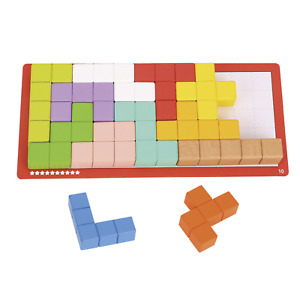 Tooky Toy Puzzle Cubes