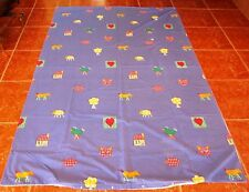 Patchwork Animal Print Quilt Cover / Doona Cover, Reversible EC & P/Case Target
