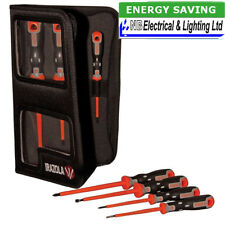 IRAZOLA VDE 7PC SCREW DRIVER SET. 1000V INSULATED ELECTRONICS SET TEKNO+