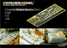 PE FOR Clasps for Modern Russian Tanks (T-72/T-90), PEA344, 1:35, VOYAGER