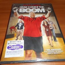Here Comes the Boom (DVD, 2013, Widescreen) Kevin James NEW
