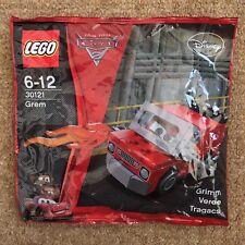 LEGO Disney Pixar Cars GREM Polybag Set 30121 (SIGILLATO, NUOVO CON SCATOLA, Stocking Filler)
