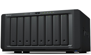 Synology DiskStation DS1821+ 4GB Quad Core 2.2GHz 8 Bays NAS - Diskless