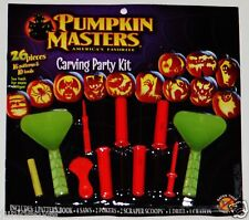 Pumpkin Masters Carving Party Kit-26 Piece