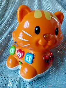 VTech Catch Me Kitty Early Education Activity Baby Toddler Toy AMAZING CONDITION