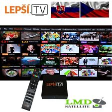 LEPSI TV  Android Box CZ & SK Tv channels  CZ or SK VERSION
