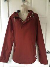 Red Next Hooded Jacket Size L