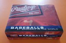Rawlings R100Hsnf Official League High School Baseball (1 Dozen)
