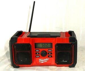 Milwaukee 2890-20 M18 Corded/ Cordless Jobsite Radio
